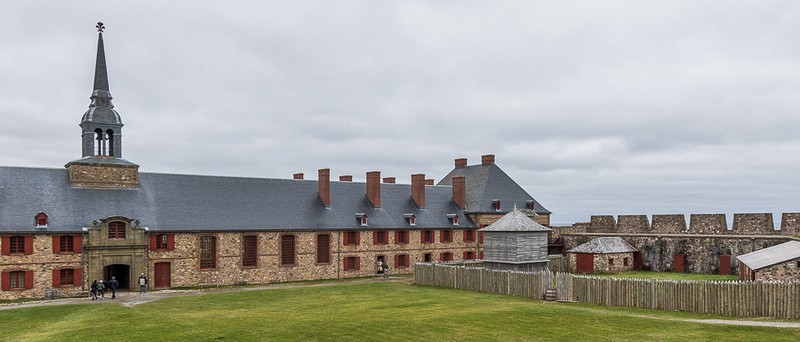 fort Louisburg #3 (Cape Breton Island, NS Canada)