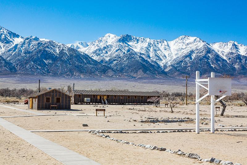 Manzanar Japaneese Internment camp