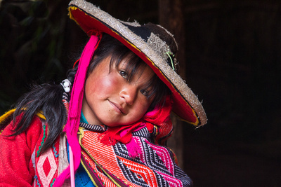 Children of Peru #4