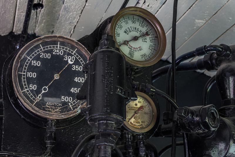 Steam Locomotive guages