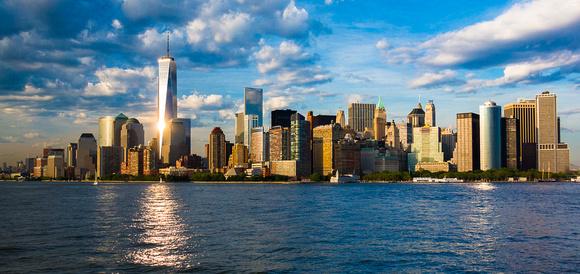 New York City Skyline #2