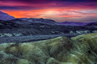 Dawn at Zabriskie Point 3