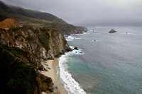 South of Bixby bridge