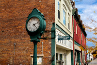 Palouse City Clock