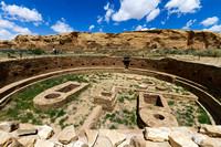 Chaco Canyon Kiva, NM