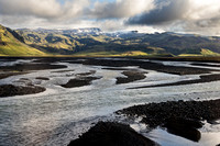 Braided Icelandic River