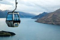 Skyline Gondola over Lake Wakatipu