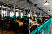 Weave Room, Lowell Cotton Mill
