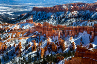 Bryce canyon, midday from Inspiration Point #7