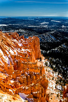 Bryce Canyon from Yovimpa Point (mid day) #1