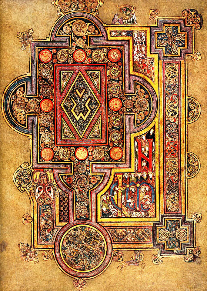 12 Day 02 Dublin - 12 Book of Kells