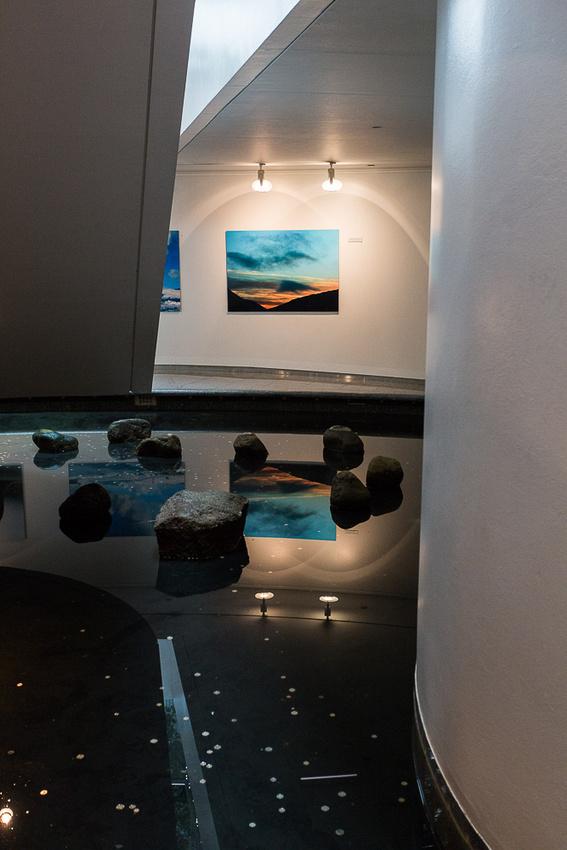 Reflecting the art #1, The Perlan