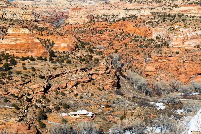 Escalante landscape #5