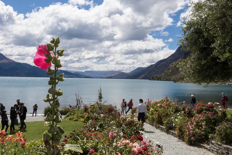 Lake Wakatipu from Walter Ranch