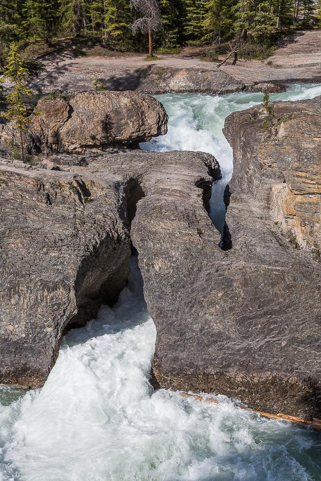 Natural Bridge, Yoho National Park, CN