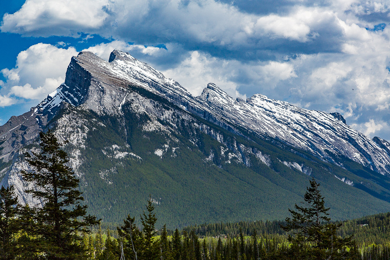 Mt. Rundle