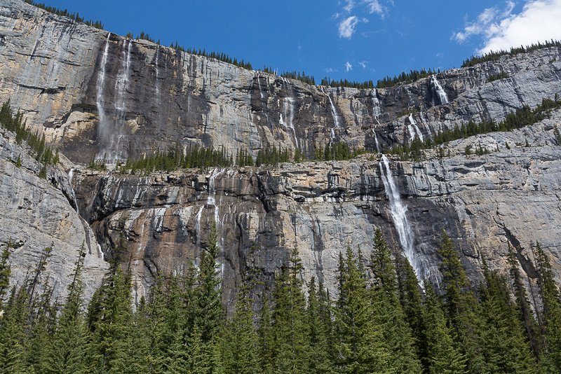 weeping Wall, Banff NP #2