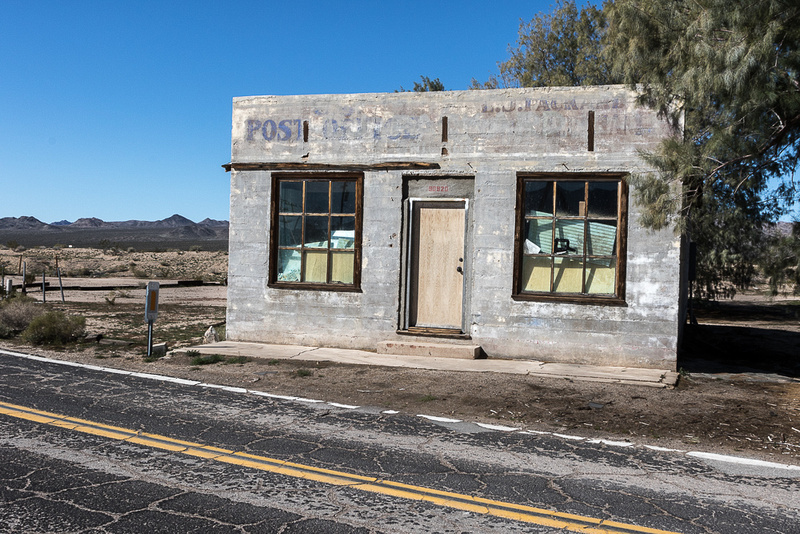 Old Kelso Post Office