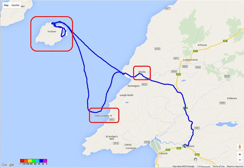 Map Of Ireland Doolin.Zenfolio Dan Hartford Photo Escape To Ireland 16 Aran Islands