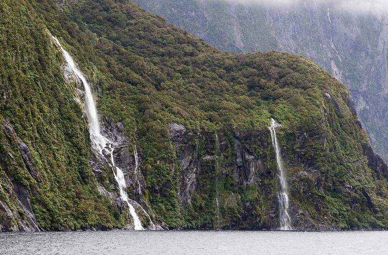 Milford Sound, Fjordland National Park, NZ #7