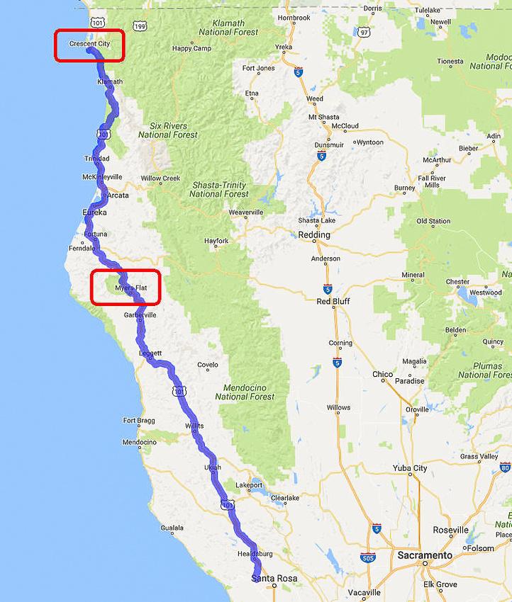 15 Map 1 - N. Cal