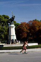 Parque Del Retiro, Madrid, Spain