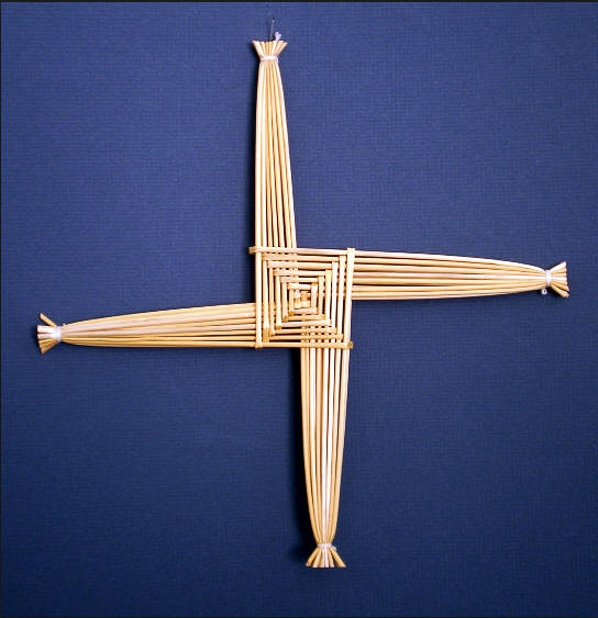 20 Brigid's Cross