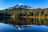 Mt. Rainier in Reflection Lakes
