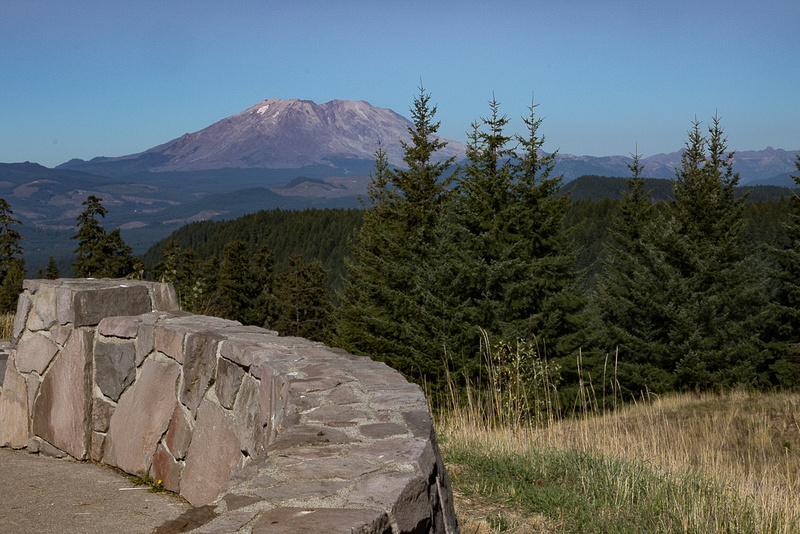 Mt. St. Helens from the SE