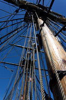 Lady Washington Mast and Rigging #2