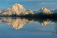 Mt. Moran From Ox Bow