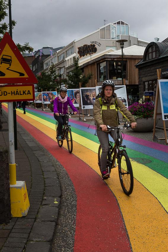 Gay Pride in Reykjavik #03