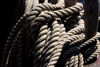 Rope on The Lady Washington