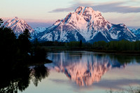 New Day of Peace in Teton National Park