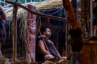 Maori Village recreation 1